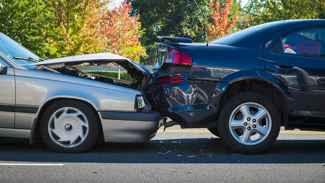 5 Most Common Injuries From A Rear-End Auto Accident | Louisiana